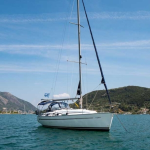 charter yacht Lila