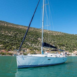 Charter yacht Yakubu
