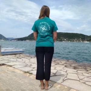 VYC Aqua T-shirt