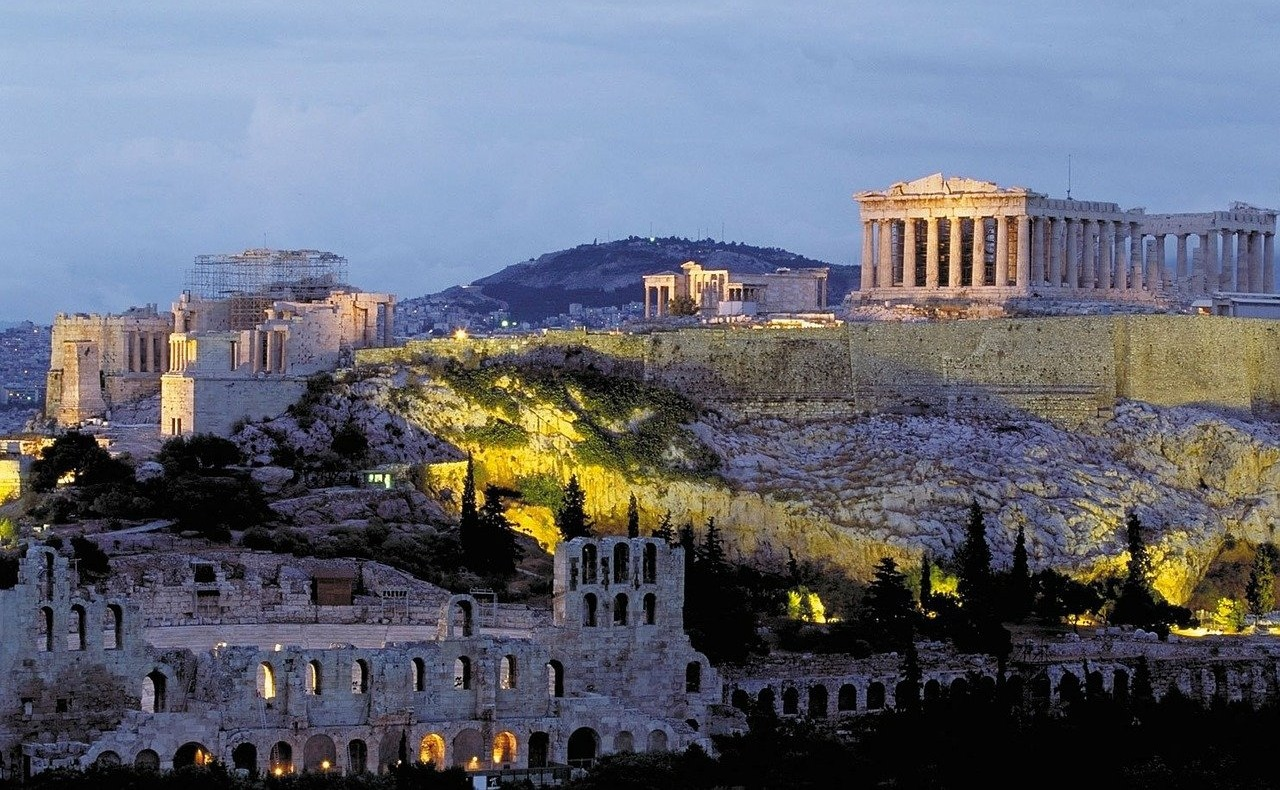 Fly To Athens
