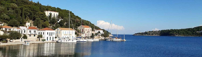 Sailing area Ionian Islands
